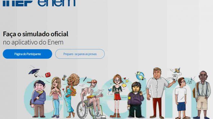 inscrições ENEM 2021