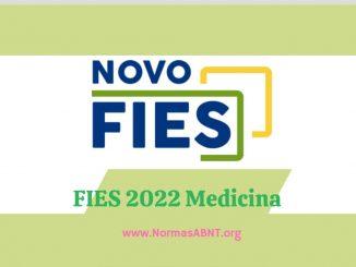 FIES 2022 Medicina