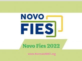 Novo Fies 2022