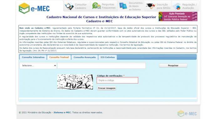 site e-mec