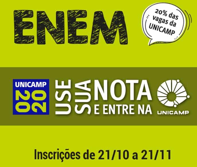 Enem Unicamp