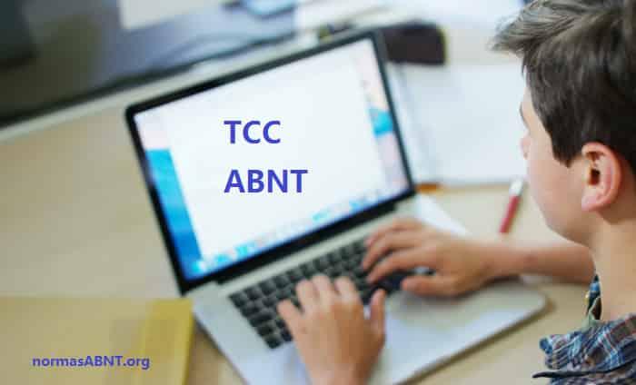 tcc abnt