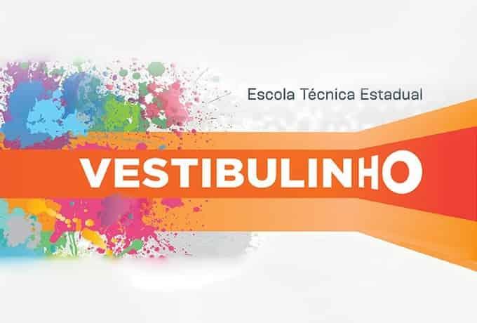 vestibulinho ETEC 2021