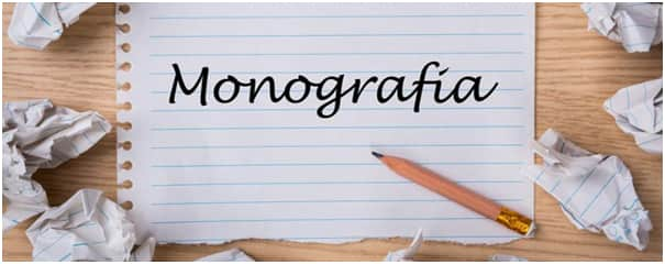 O que é uma monografia