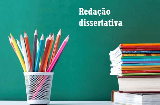 Redação dissertativa
