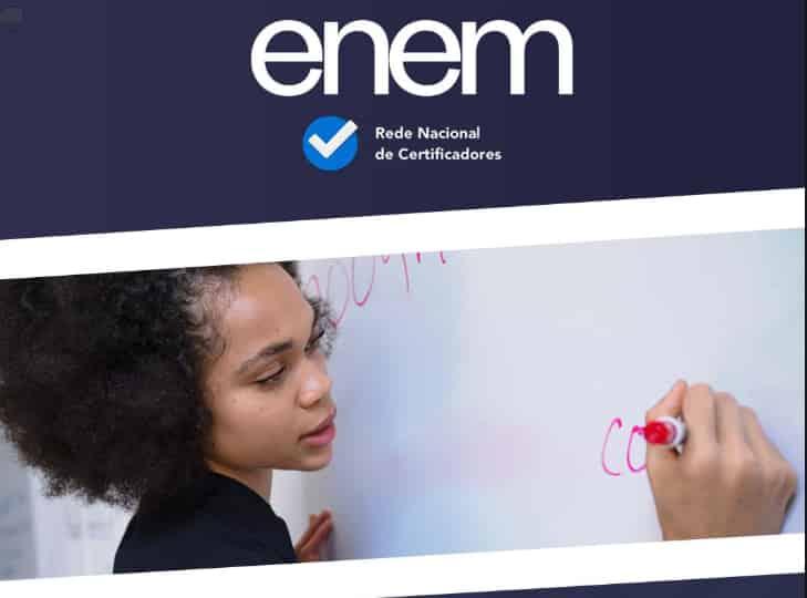 certificador Enem - aplicador da prova do enem