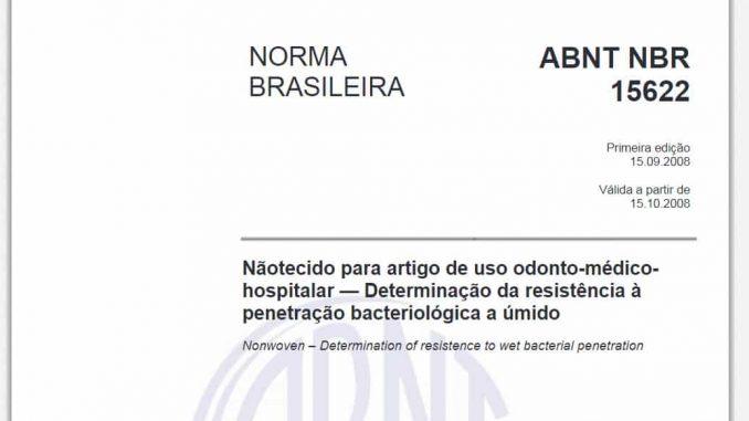ABNT NBR 15622