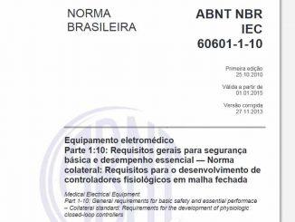 ABNT NBR IEC 60601-1-10
