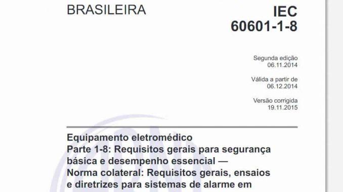 ABNT NBR IEC 60601-1-8