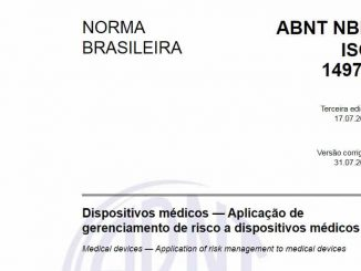 ABNT NBR ISO 14971