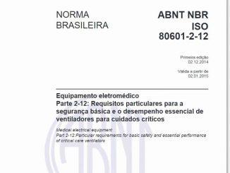 ABNT NBR ISO 80601-2-12