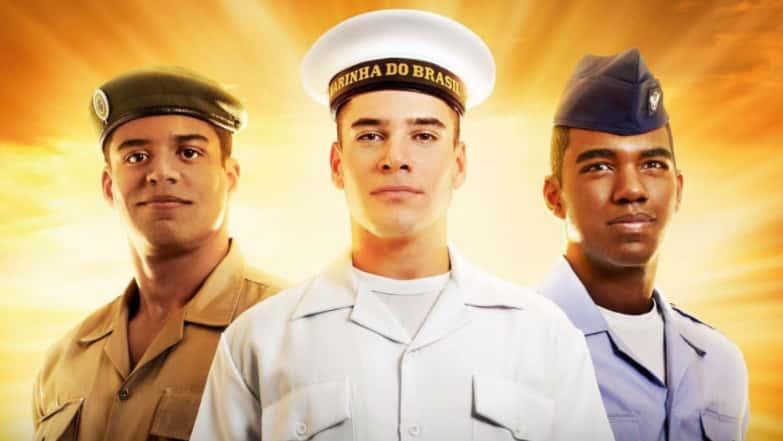 Marinha, Aeronáutica e Exército