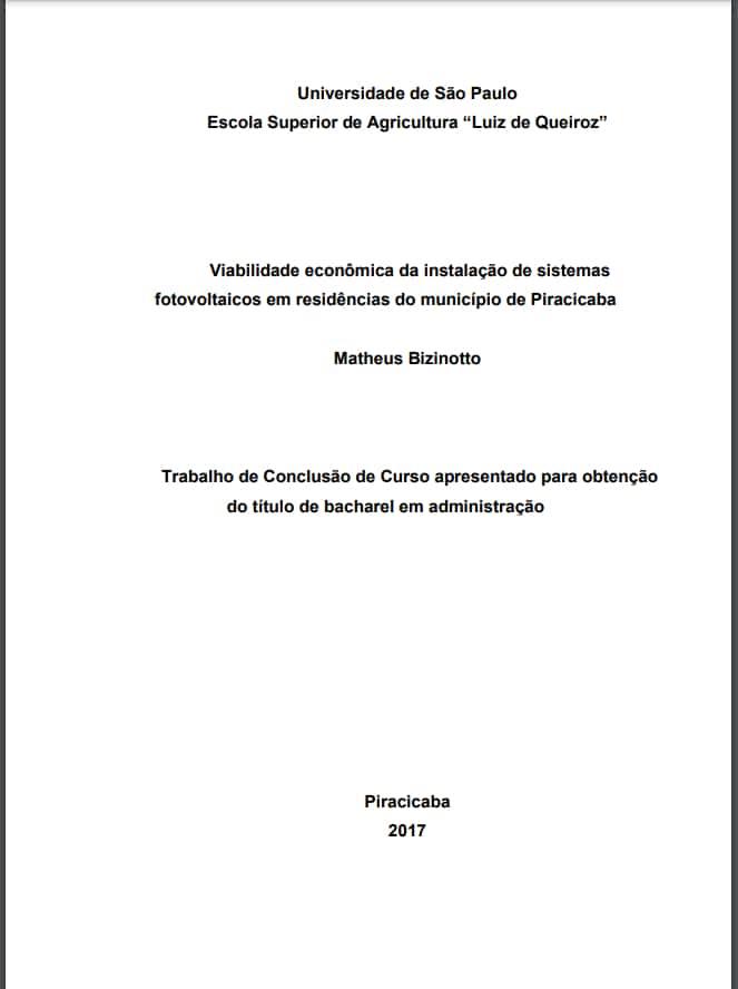 Pré-textuais CAPA modelo 1