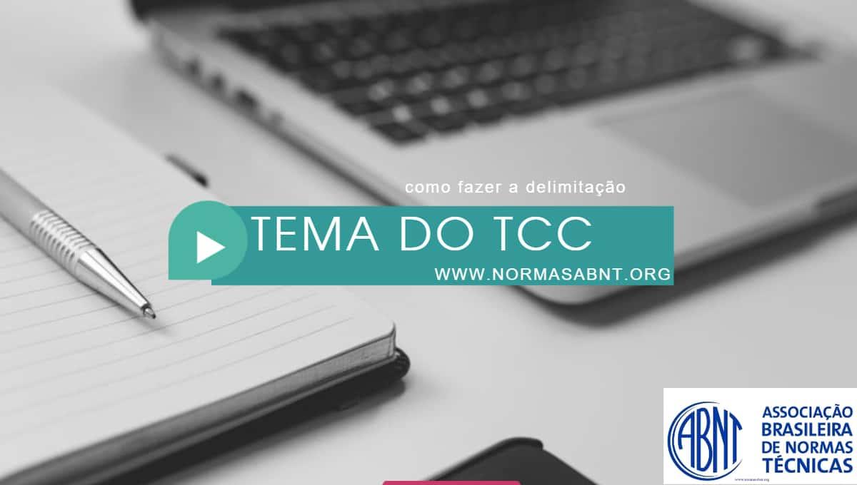 tema do TCC