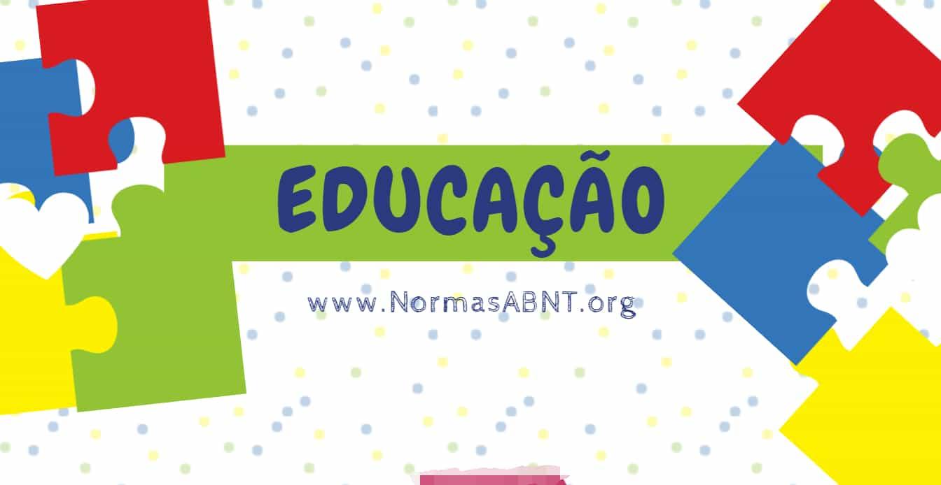 Educação banner