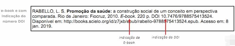 referência livro exemplo 5