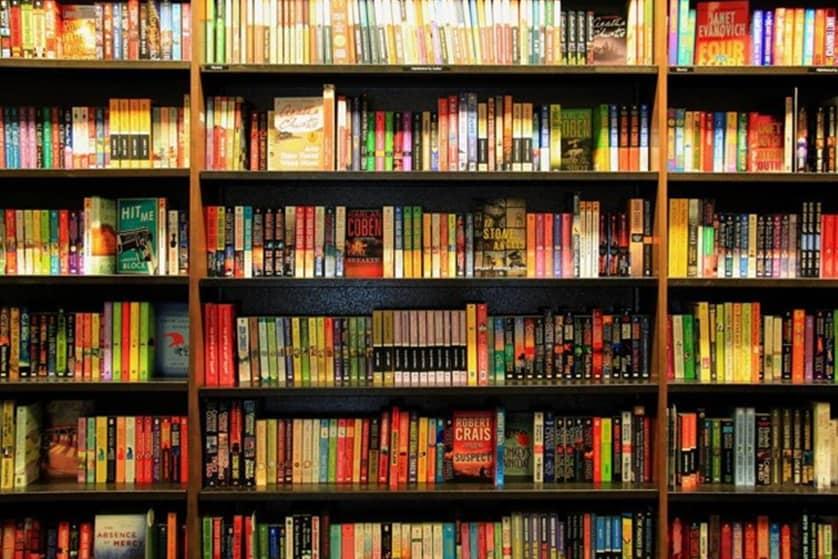 A Lombada ajuda na Identificação do Arquivo na Biblioteca