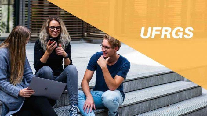 cursos ofertados pela UFGRS