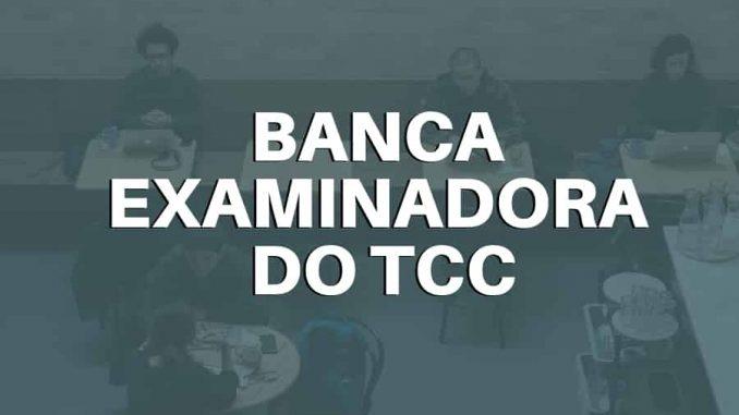 apresentação do TCC para a Banca Examinadora