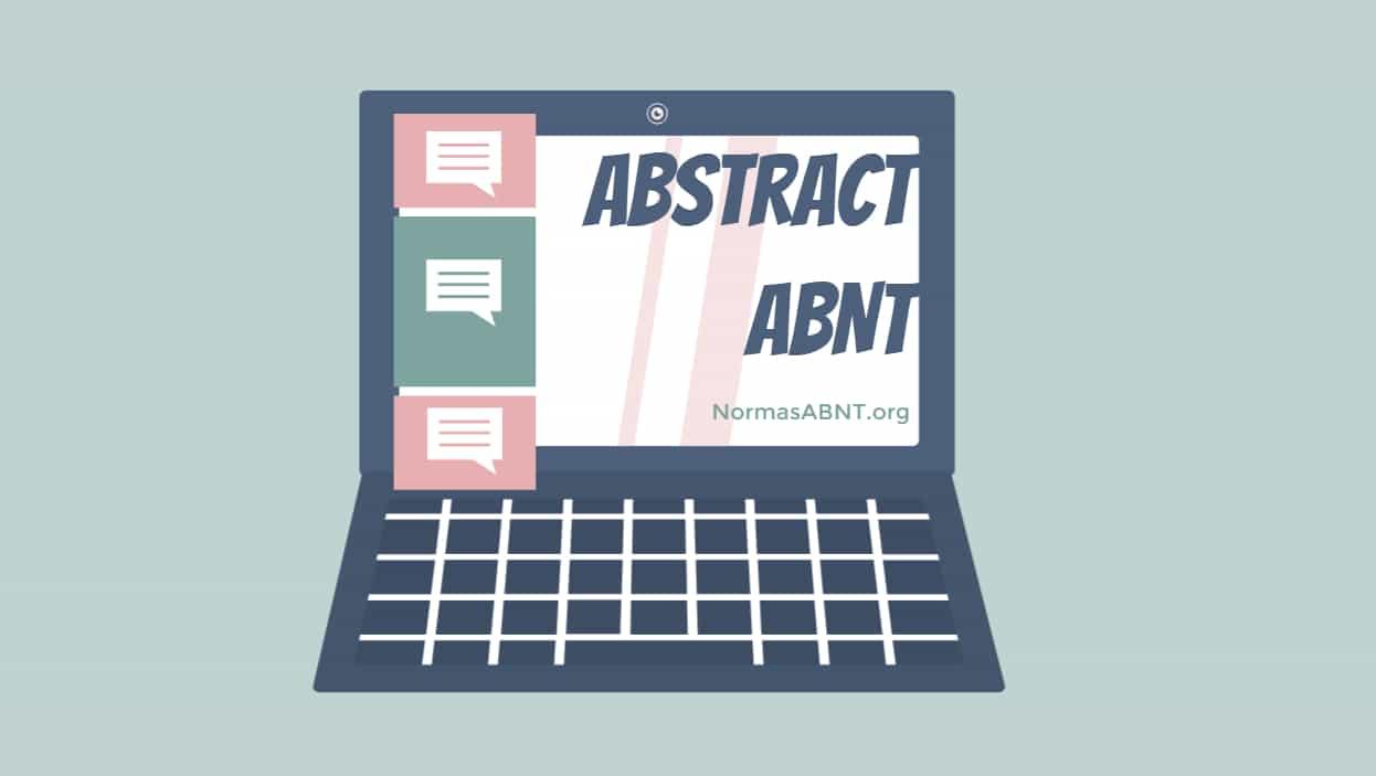 como criar o seu Abstract