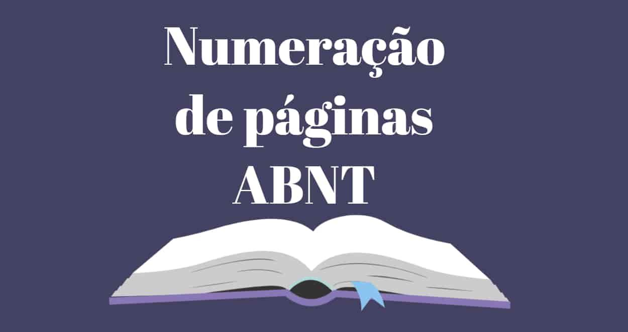 Numeração TCC